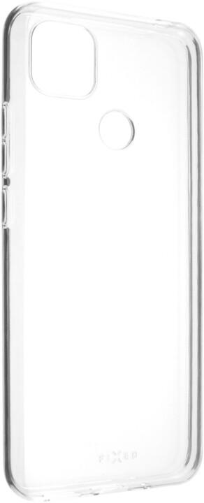 FIXED TPU gelové pouzdro pro Xiaomi Redmi 9C, čirá
