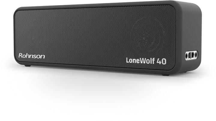 Rohnson RS-1040 LoneWolf 40, černá