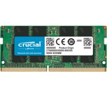 Crucial 8GB DDR4 2666 CL19 SO-DIMM CL 19 - CT8G4SFRA266