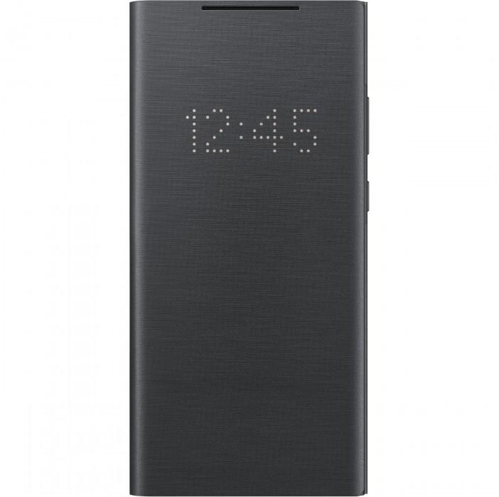 Samsung flipové pouzdro LED View pro Samsung Galaxy Note20, černá