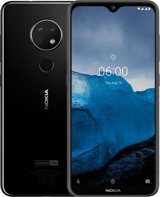 Nokia 6.2, 4GB/64GB, Dual SIM, Charcoal