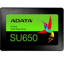 "ADATA SU650 3D NAND, 2,5"" - 960GB  + 100Kč slevový kód na LEGO (kombinovatelný, max. 1ks/objednávku)"