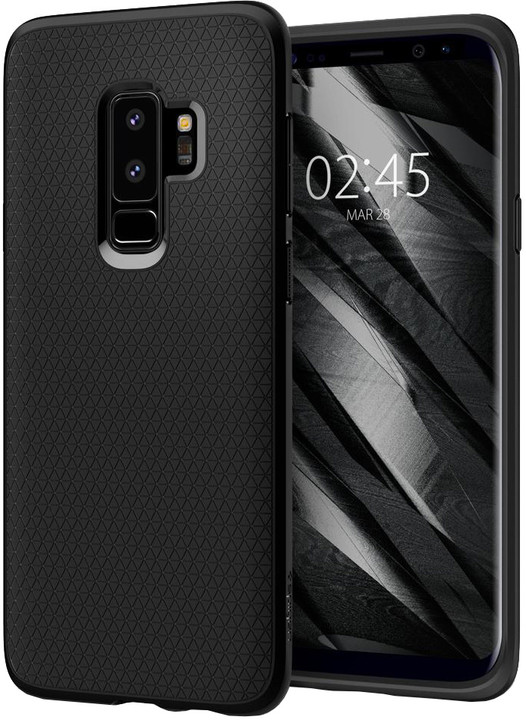 Spigen Liquid Air pro Samsung Galaxy S9+, matte black