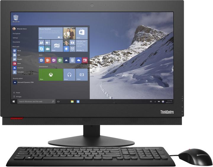 Lenovo ThinkCentre M700z, černá