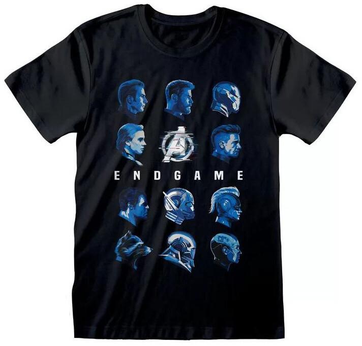 Tričko Avengers Endgame - Tonal Heads (XL)
