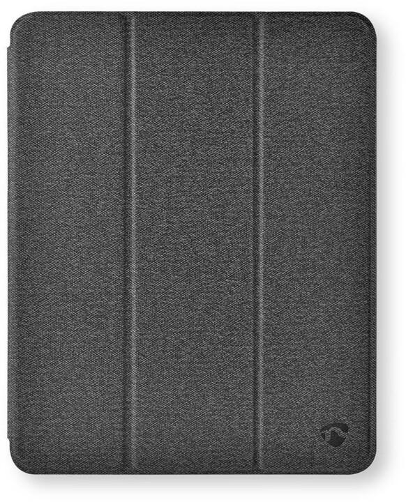 """Nedis flipové pouzdro pro Apple iPad Pro 12,9"""" 2020, šedá/černá"""