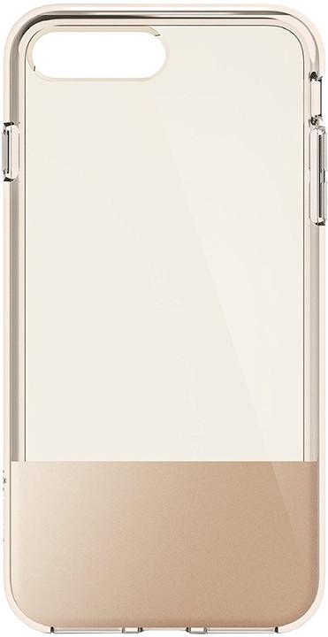 Belkin iPhone pouzdro Sheerforce pro iPhone 7+/8+ - zlaté