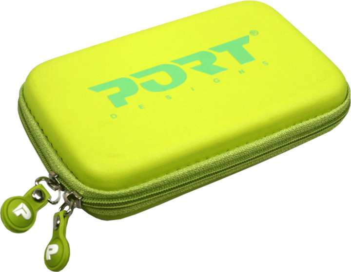 Port Designs Colorado pouzdro na HDD 2.5, zelená
