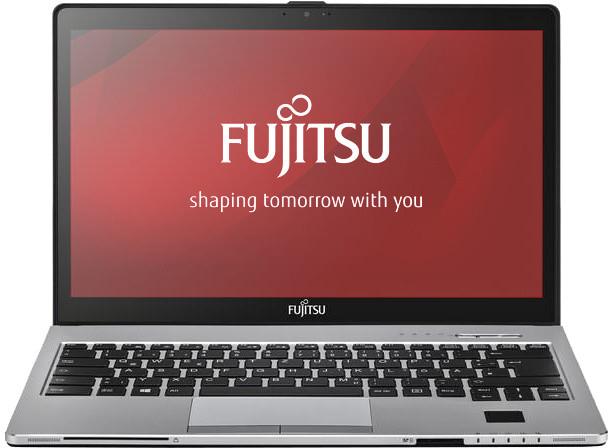 Fujitsu Lifebook S935, šedá