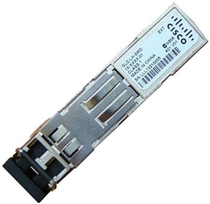 Cisco GLC-LH-SMD GE SFP, LC connector transceiver