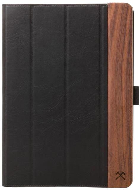 "Woodcessories flipové pouzdro Ecoflip pro iPad 9,7"" (2017/2018), Walnut"