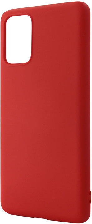 EPICO silikonový kryt CANDY pro Samsung Galaxy S20+, červená