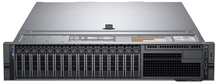Dell PowerEdge R740 /Xeon 4210/32GB/1x480GB SSD/750W/3Y NBD