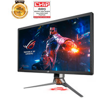 "ASUS ROG Swift PG27UQ - LED monitor 27"" - 90LM03A0-B01370"