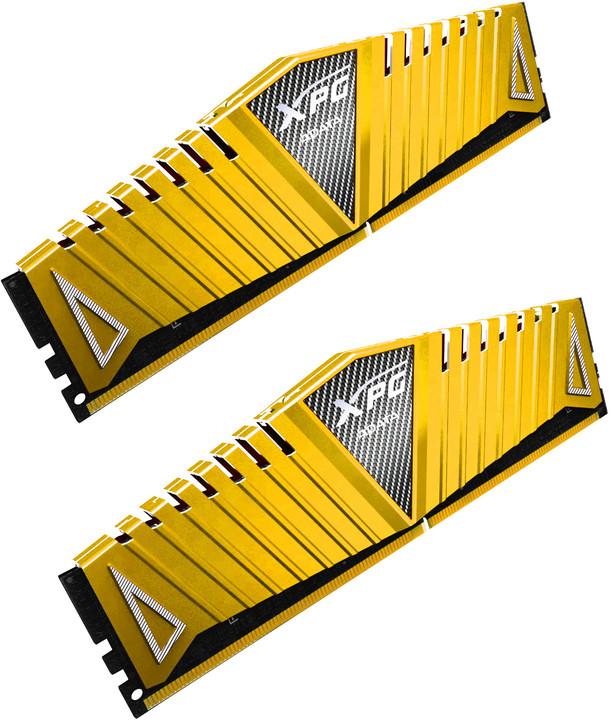 ADATA XPG Z1 16GB (2x8GB) DDR4 3200, zlatá