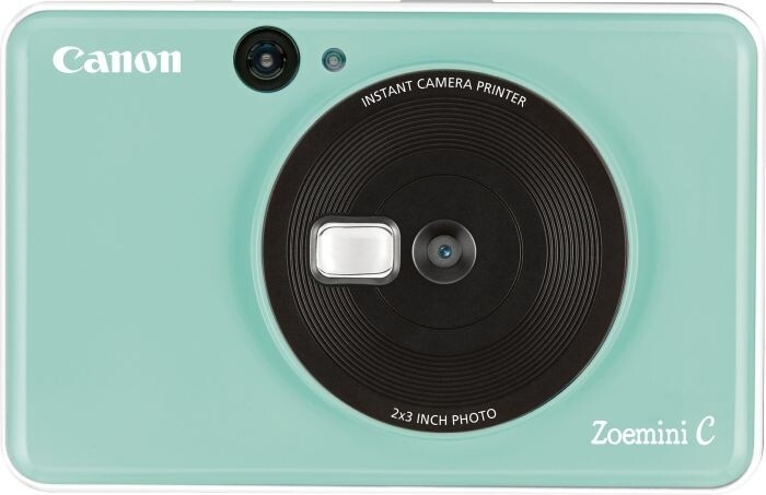 Canon Zoemini C, zelená