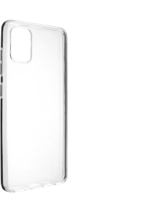 FIXED TPU gelové pouzdro pro Samsung Galaxy A51, čiré