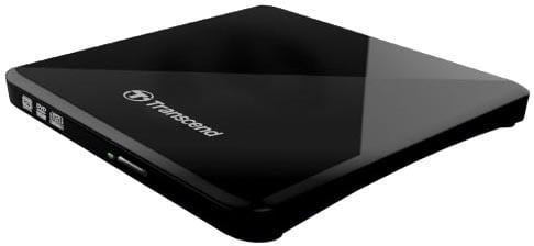 Transcend, externí, USB2.0, černá