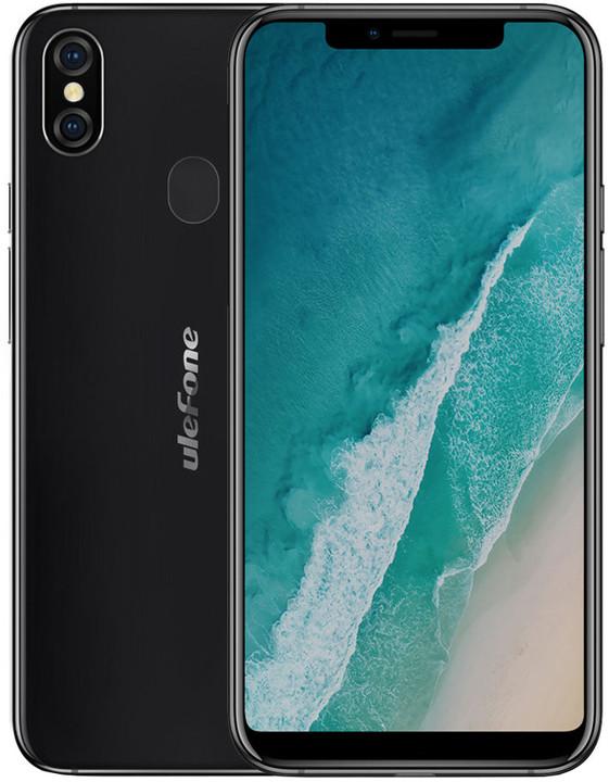 5cff4522816 UleFone X DS, 4GB/64GB, černá ULEFXBK + Půlroční předplatné magazínů ...