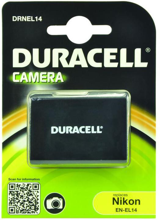 Duracell baterie alternativní pro Nikon EN-EL14