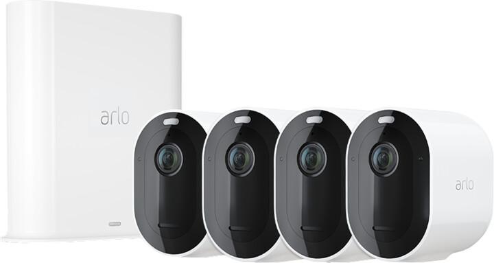 Arlo Pro 3 - Brána + 4x kamery
