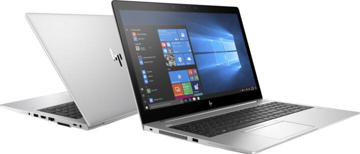 HP EliteBook 850 G5, stříbrná