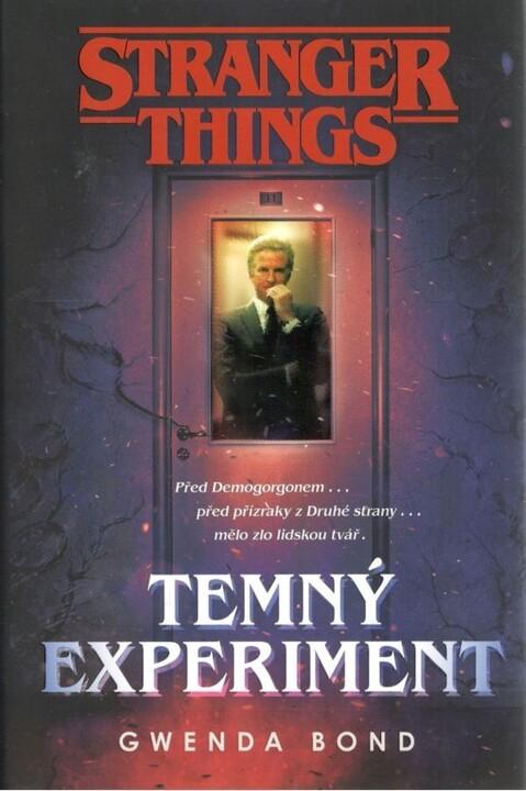 Kniha Stranger Things: Temný experiment