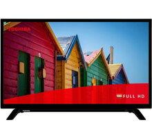 Toshiba 32L2963DG - 80cm  + DIGI TV s více než 100 programy na 1 měsíc zdarma