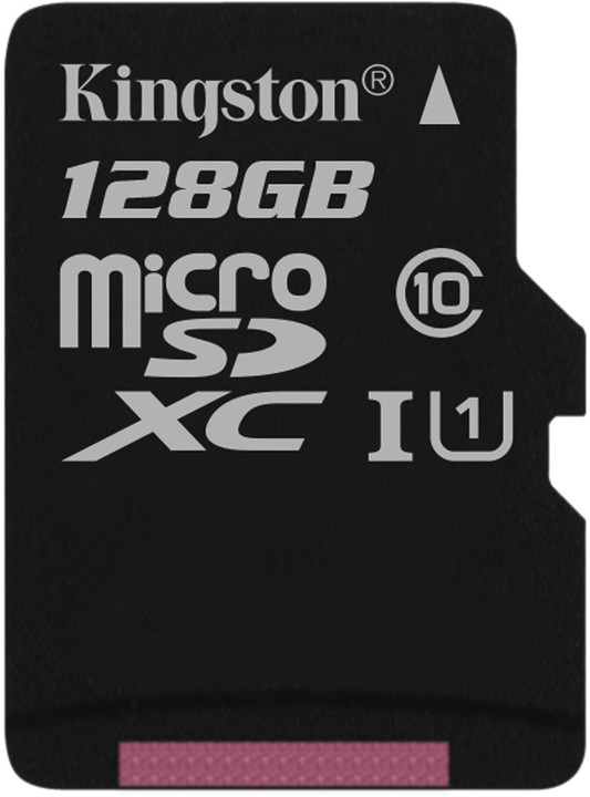 Kingston Micro SDXC Canvas Select 128GB 80MB/s UHS-I