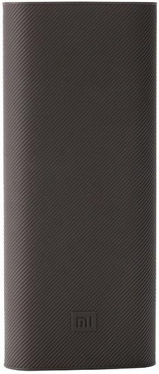 Xiaomi silikonové pouzdro pro Xiaomi Power Bank 16000 mAh, černá