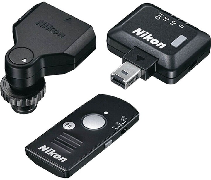 Nikon bezdrátový set (WR-T10 + WR-R10 + WR-A10)
