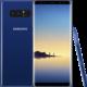Samsung Galaxy Note8, modrá