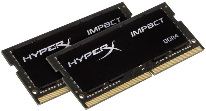 HyperX Impact 32GB (2x16GB) DDR4 2933 SO-DIMM