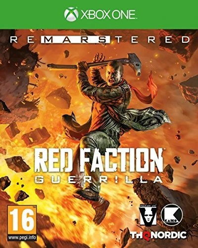 Red Faction Guerrilla - Re-Mars-tered Edition (Xbox ONE)