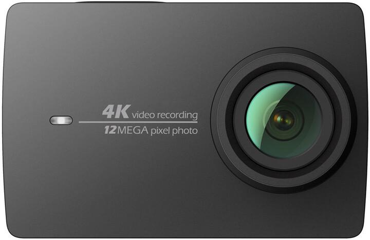 Yi 4K Action Camera 2, černá