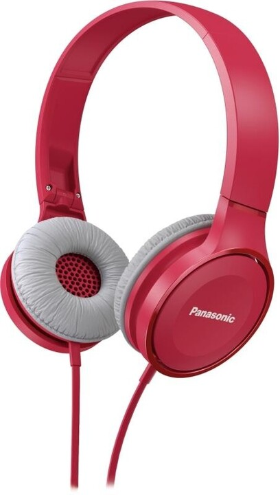Panasonic RP-HF100E, růžová