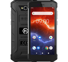 myPhone HAMMER Energy 2, 3GB/32GB, Black - TELMYAHENER2LBK + Lifestyle Forever chytrý náramek SB-130, černý v hodnotě 590 Kč