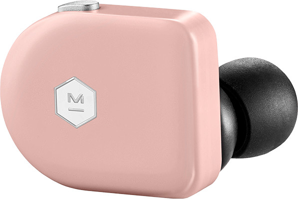 Master & Dynamic True Wireless Earphones MW07, Pink Coral