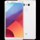 LG G6 - 32GB, bílá  + Voucher až na 3 měsíce HBO GO jako dárek (max 1 ks na objednávku)