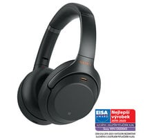 Sony WH-1000XM3, černá, model 2018
