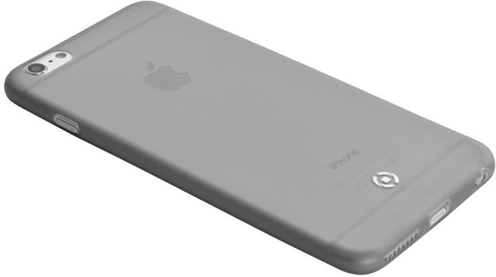 CELLY Frost pouzdro pro Apple iPhone 6/6S, 0,29 mm, černá