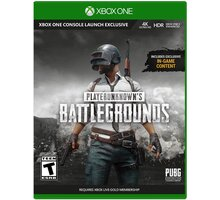 PlayerUnknowns Battlegrounds 1.0 (Xbox ONE)