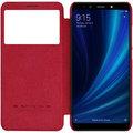Nillkin Qin S-View Pouzdro pro Xiaomi Mi A2, červený