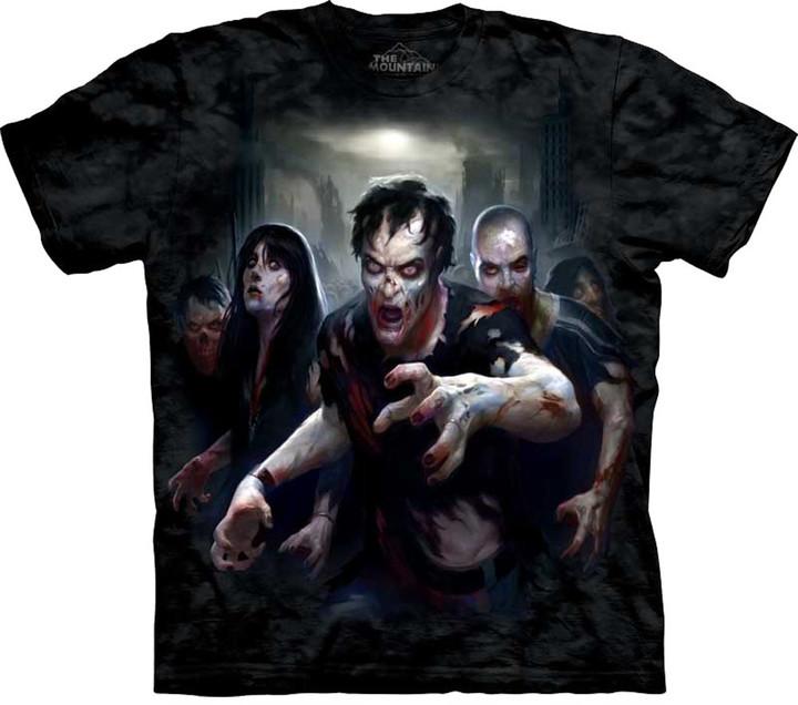 Tričko The Mountain Zombie Apocalypse (US XL / EU XXL)