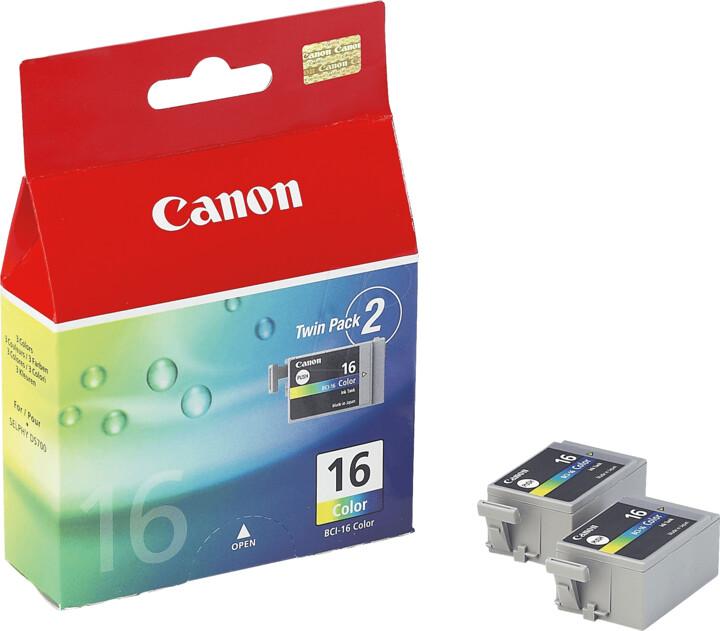 Canon BCI-16C, barevná