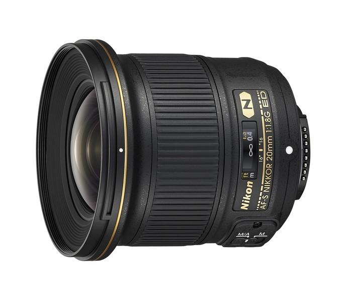 Nikon objektiv Nikkor 20mm f/1.8G AF-S