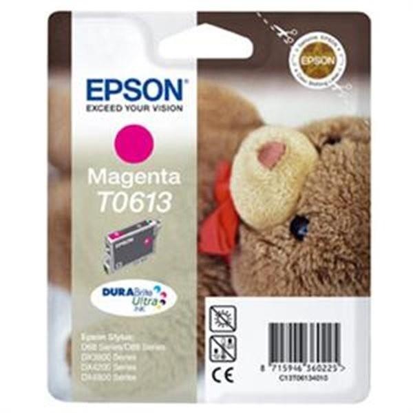 Epson T061340, purpurová