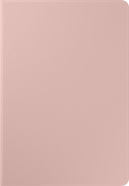 Samsung pouzdro Book Cover pro Galaxy Tab S7 (T870), hnědá