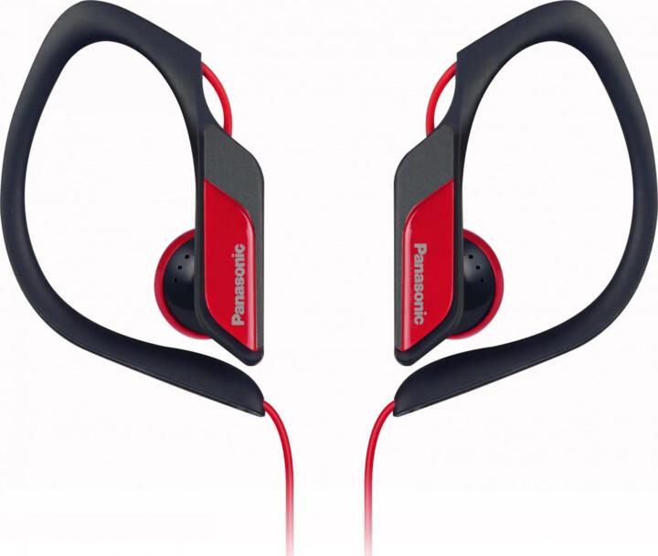 Panasonic RP-HS34E-R, červená