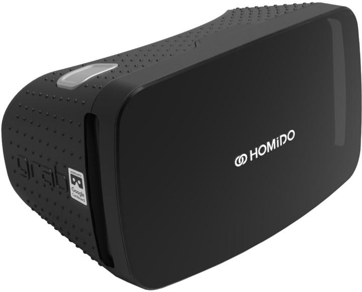 Homido Grab Virtual reality headset - Černá